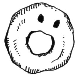 PUMPKIN / かぼちゃのモッチードーナツ